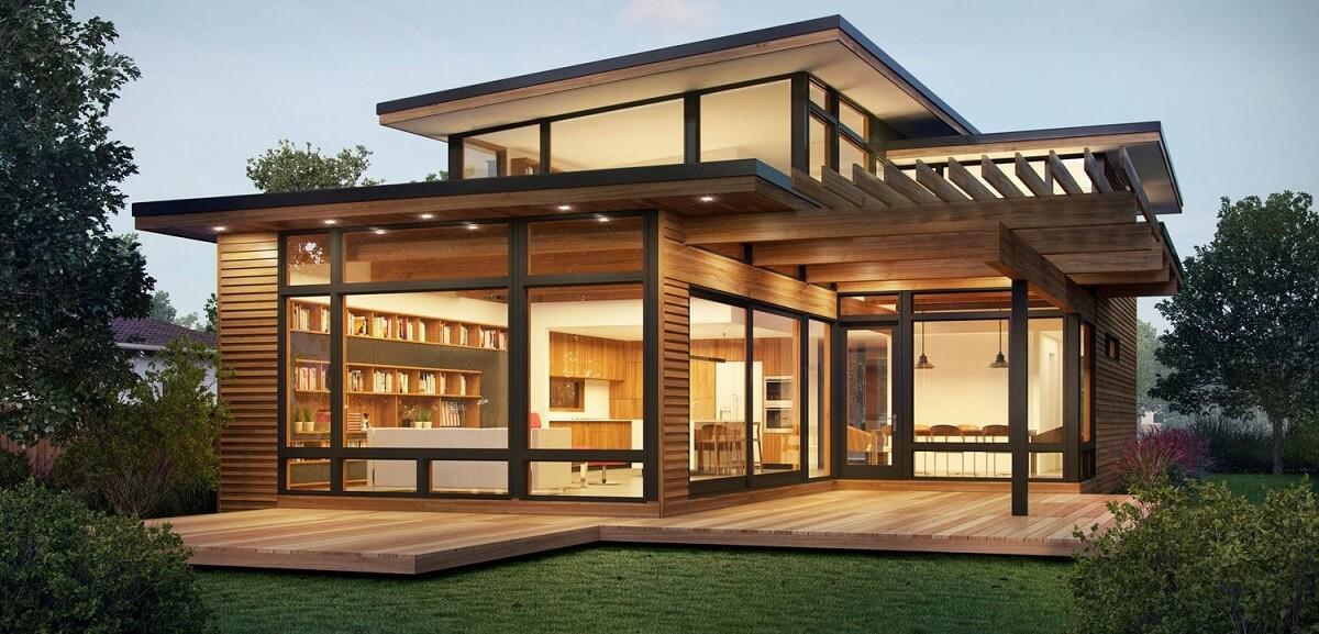 domy modułowe pasywne i ekologiczne wady i zalety rozwiązań