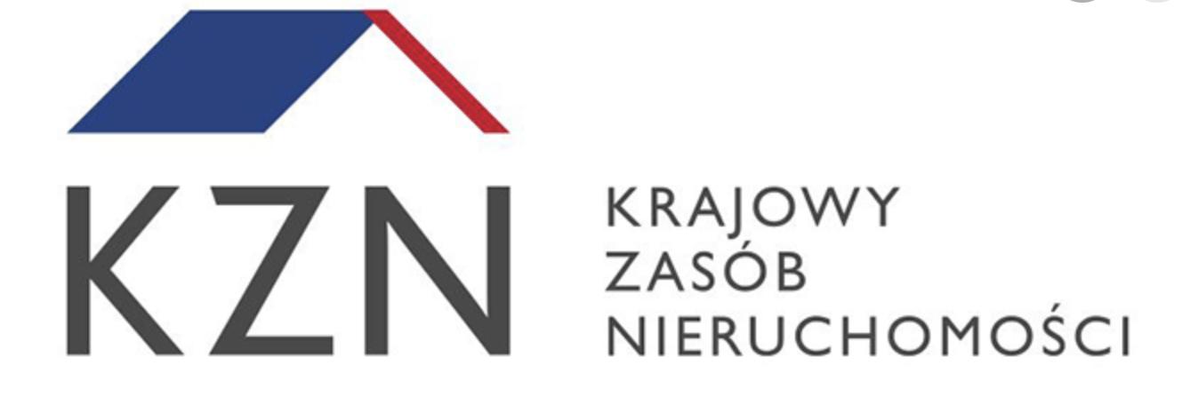 krajowy zasób nieruchomości logo